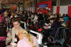 The Nailympics London - Europe's best Nailcompetition