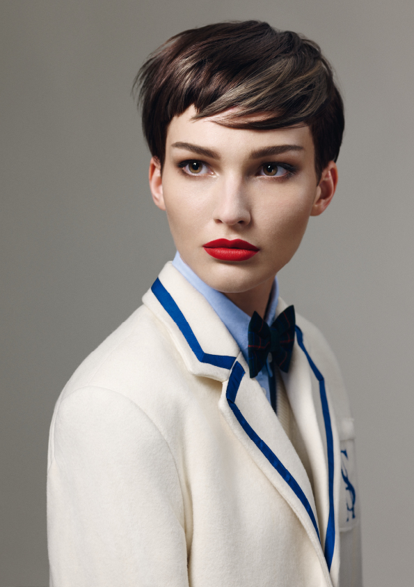 Sassoon Academy Collection 2015 Hairdressing Uk