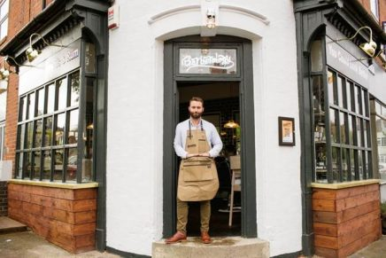 The UK's Barbershop of the Year set to shape-up Harborne