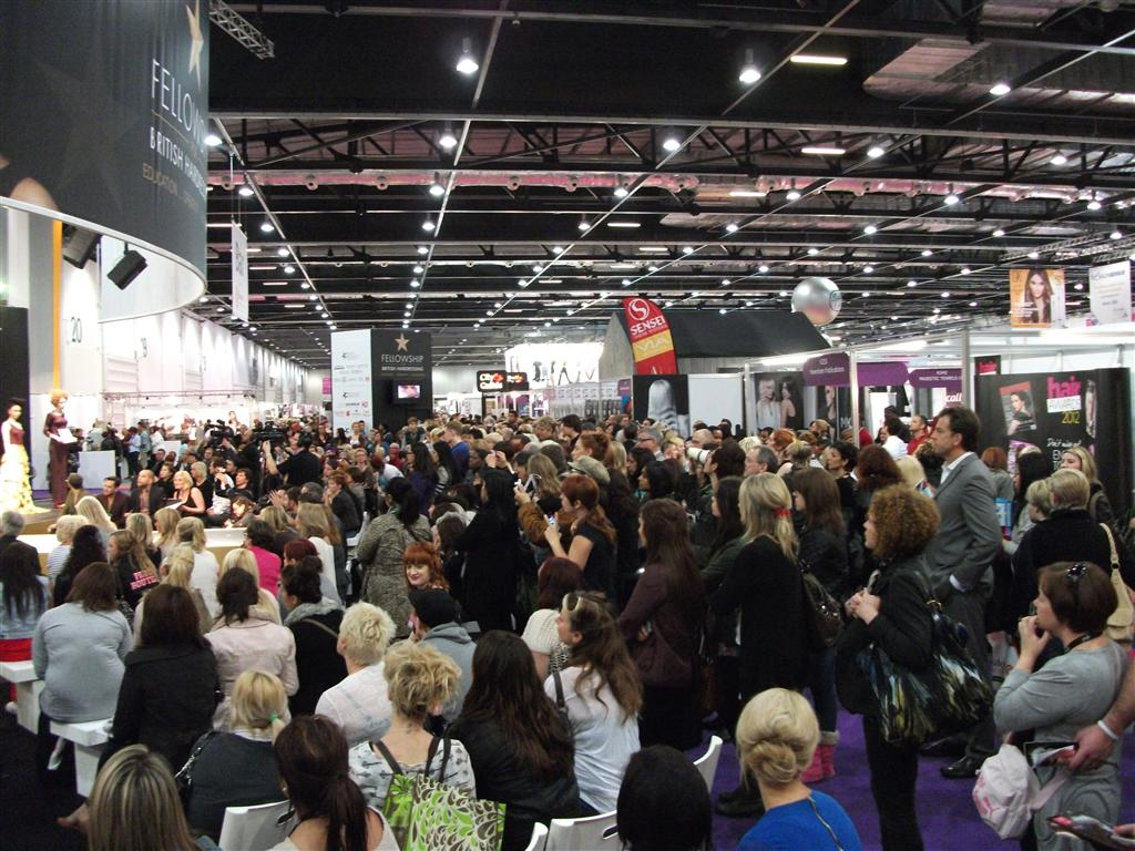 Get your business noticed at a Hairdressing event