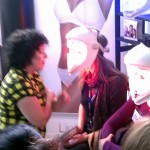Had Aliens landed at Olympia Beauty Show?