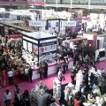Capacity crowd at Olympia Beauty Show