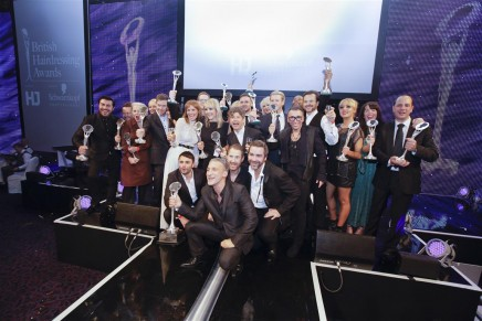 British Hairdressing Awards Winners Announced