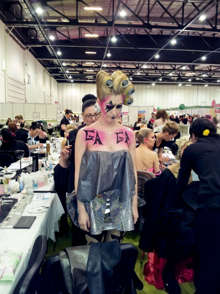 ITEC Student Makeup Competition