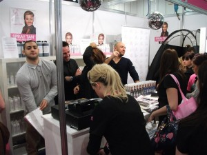 Laurens Way at Professional Beauty 2012