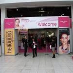 Entrance to ProBeauty2012 Show