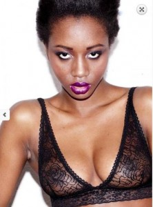 Carmen Ekpo - www.clichemodelmanagement.co.uk
