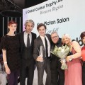 the Ken Picton Salon winning team