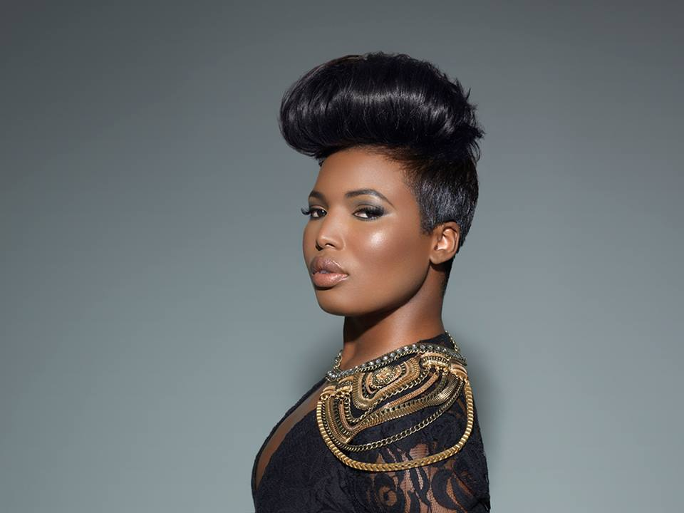 New Face Of Mizani Uk Global Trends Hair Campaign