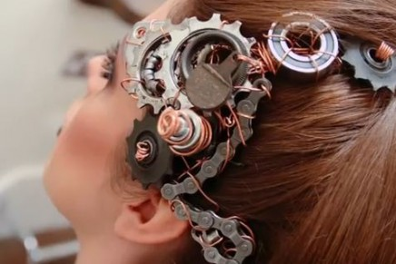 Steampunk Hair Showcase