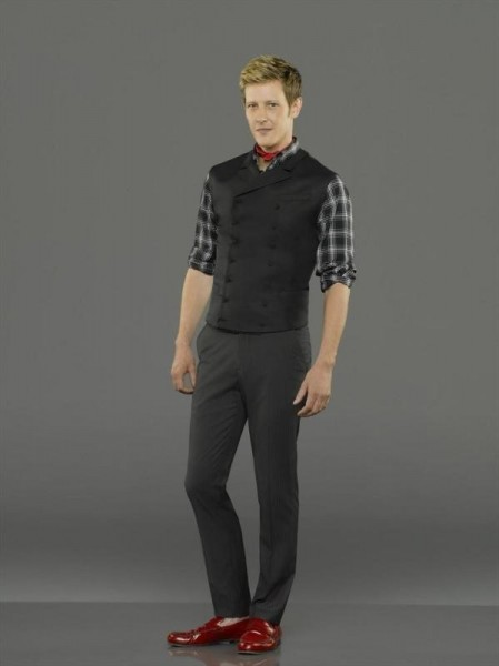 Gabriel Mann as Nolan Ross