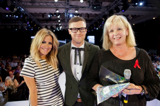 Sean Thomas, Headmasters Weybridge , Winner L'Oréal Men's Image People's Choice Award 2014