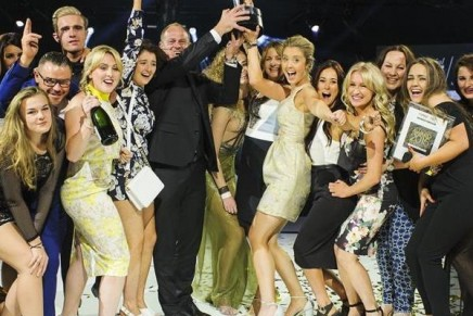 L'Oréal Colour Trophy Winners