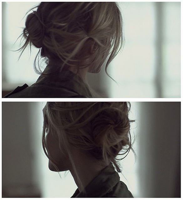 Soft updo-hair-pretty by Maegan Tintari, some rights reserved