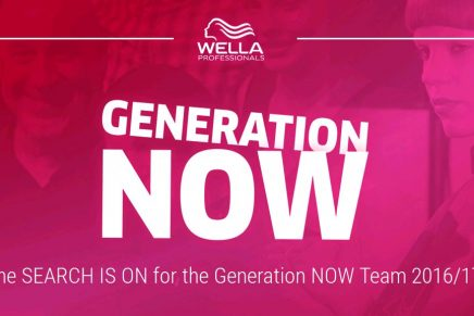Be Part Of The Generation Now Team 2016/17