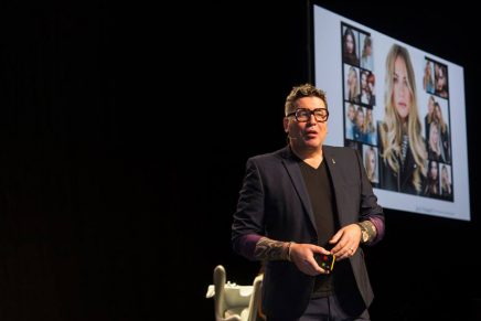 "Jack Howard Masterclass ""Bring clients back into the salon and away from home hair colour"""