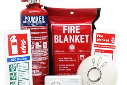 When was your last fire safety check?