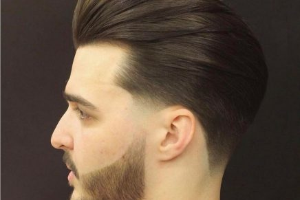 Taper Fade Cuts Ideas for Men