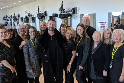 Lee Stafford Hair Academy Launches at East Durham College