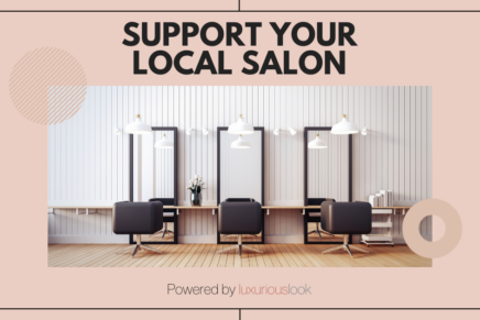 Support Your Local Salon Scheme